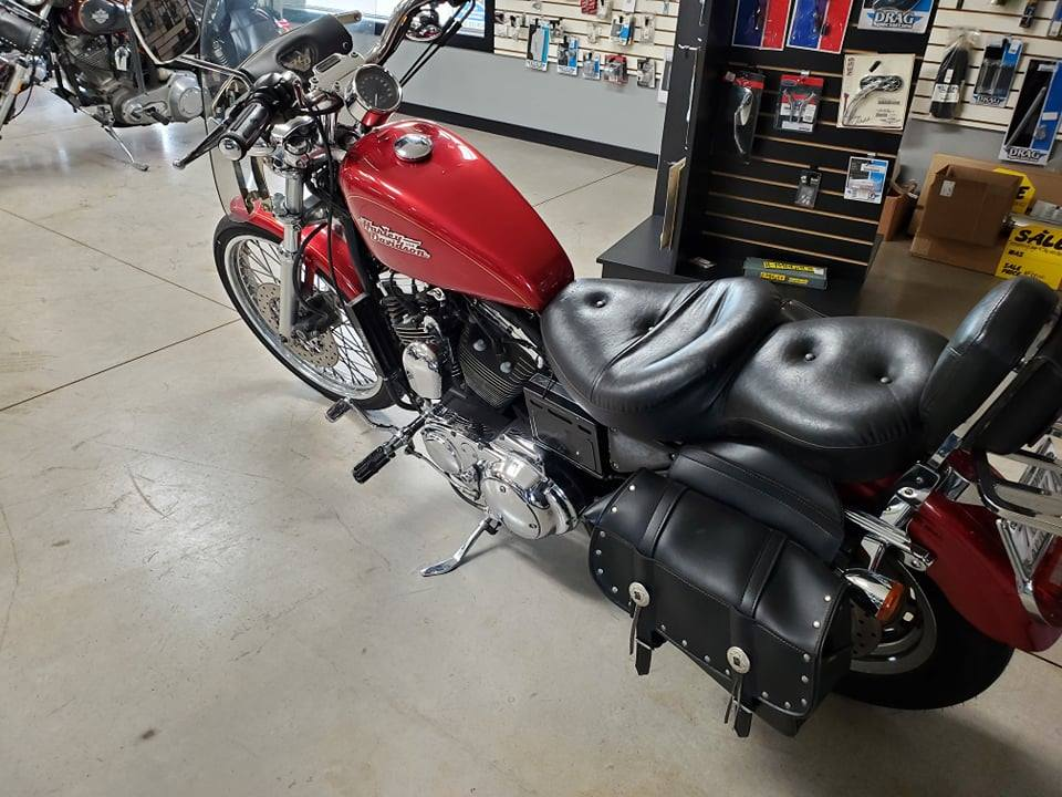SOLD – Harley 1997 XL1200 Sportster