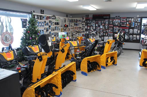 Cub Cadet Snowblowers for Sale
