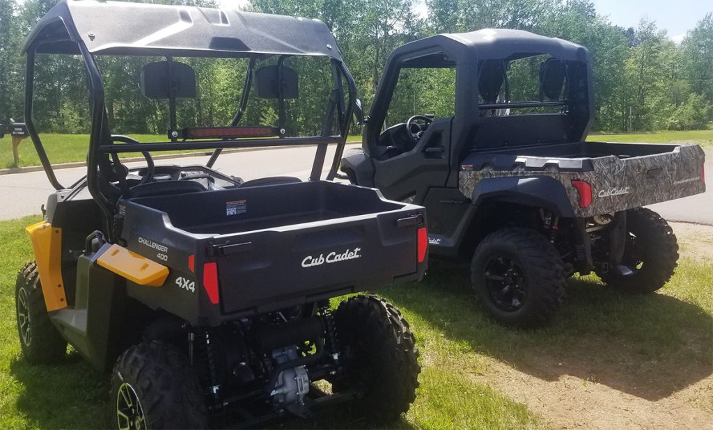 Local Cub Cadet Dealer UTV service