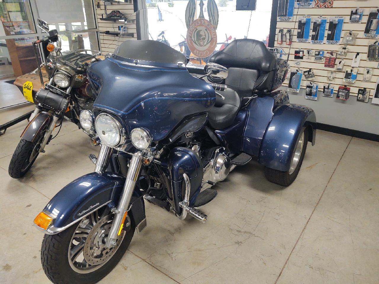 SOLD – 2009 Harley-Davidson Tri-Glide