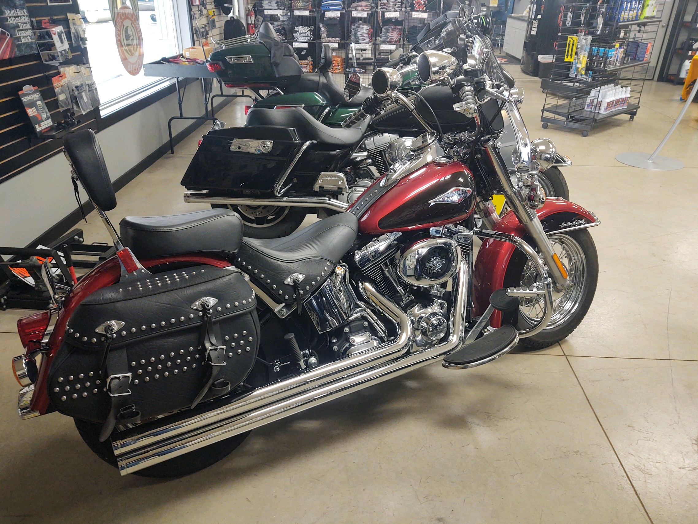 SOLD – 2012 Harley-Davidson Heritage Softail