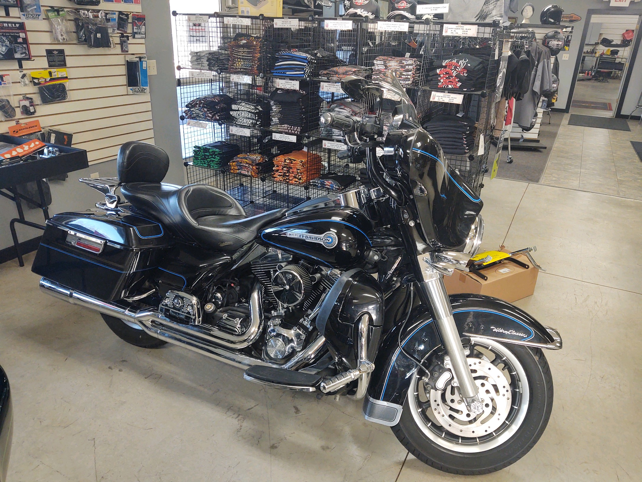 SOLD – 2006 Harley-Davidon Peace Officer Special