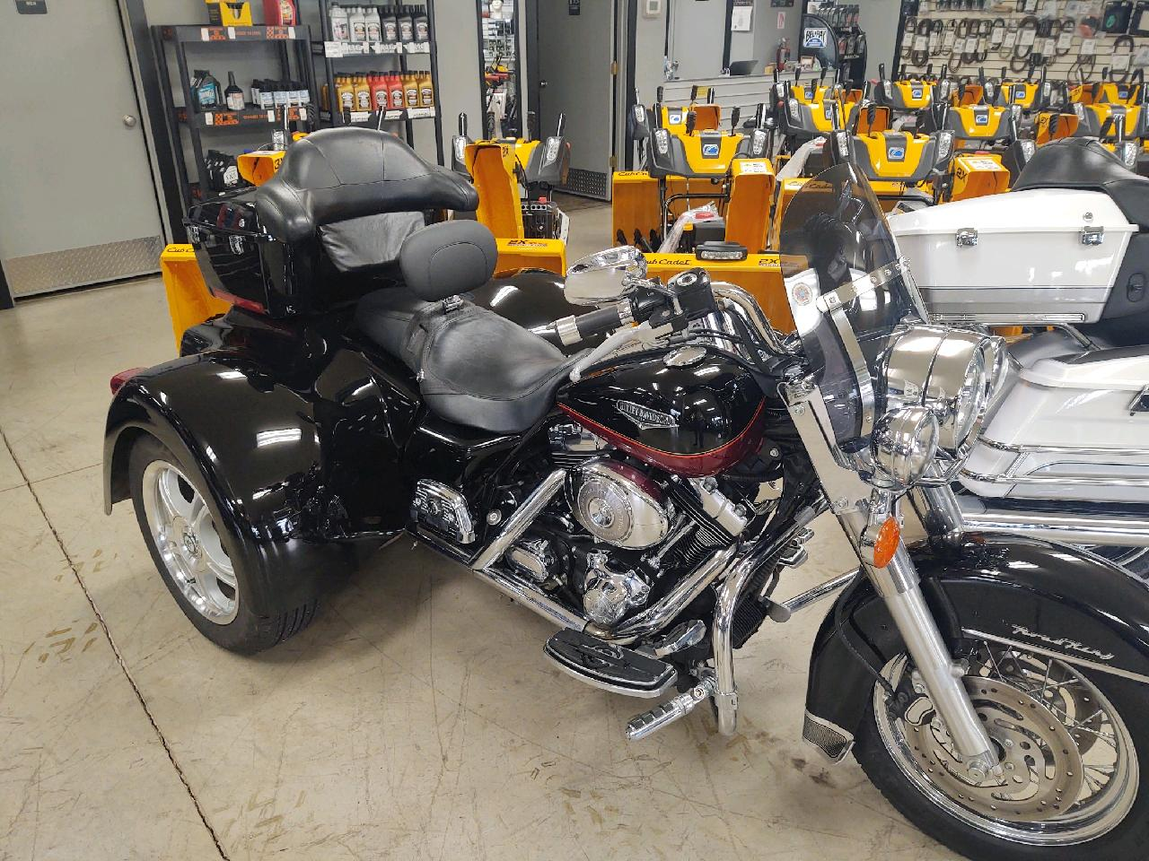 2005 Harley-Davidson Road King Trike conversion